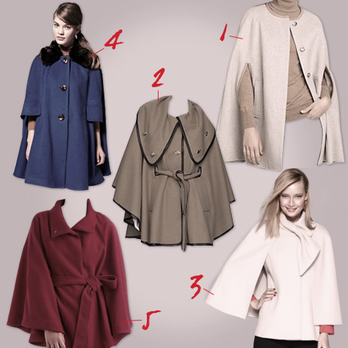 Winter Wonderful Capes