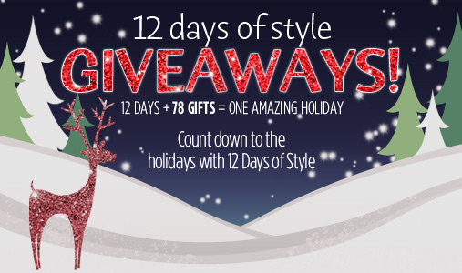 12 Days of Style Giveaway