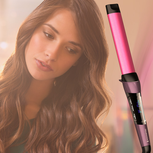 Using An Oval Hair Wand Using An Oval Hair Wand Using An