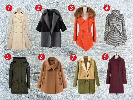 Remington | Find Your Perfect Winter Coat